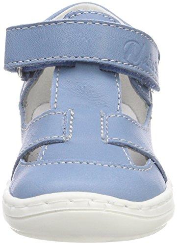 Naturino Baby Jungen 4699 Sandalen, Blau (Jeans), 25 EU