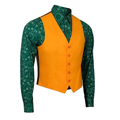 NUWIND - Disfraz de Joker para Hombre y Adulto, Vestido de ...