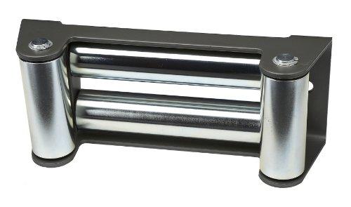 (VIPER Universal Winch Roller Fairlead - 10 inch Bolt Pattern)