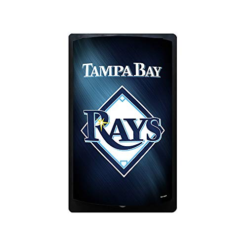 (Tampa Bay Rays MotiGlow Light Up Sign)