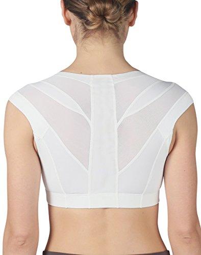 01e7f8a0ad IntelliSkin Womens Essential Bra – Posture Correcting Sports Bra + Smart  Compression