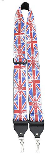 Perris Leathers TWSBJ-6691 Jacquard Banjo Straps by Perris Leathers