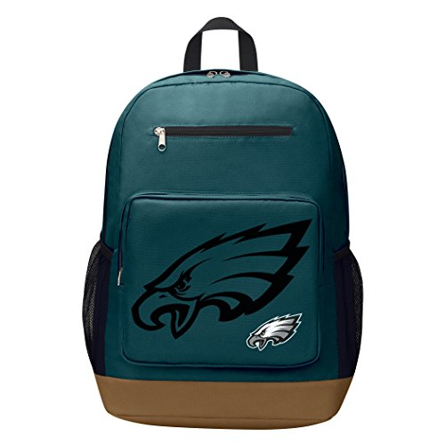 (The Northwest Company NFL Philadelphia Eagles Playmaker Backpack Playmaker Backpack, Green, One Size)
