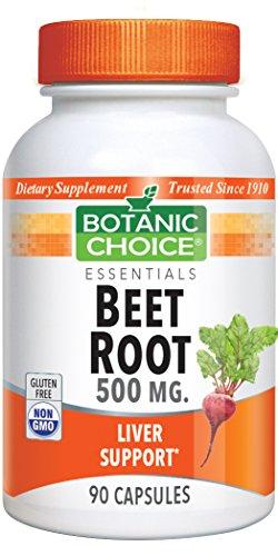 Botanic Choice Beet Root Capsules product image