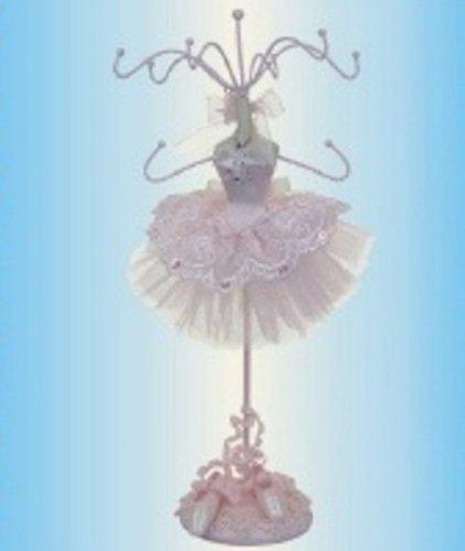 Nini Small Ballerina Mannequin Jewelry Stand Organizer Amazoncouk
