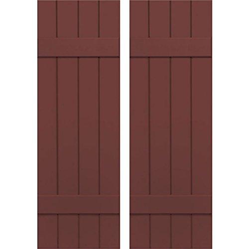 Ekena Millwork CWB15X060CRC Exterior Four Board