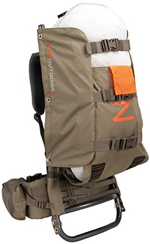 External Frame Backpack (ALPS OutdoorZ Commander Lite)