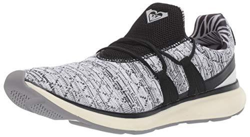 Roxy Women's Set Seeker X Sneaker Running Shoe Black/Grey 10 Medium US