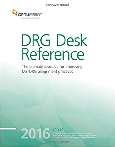 Ms-drg assignment