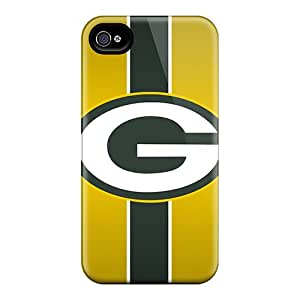 CollectingCase NFIGb12508wxaoA Case For Iphone 4/4s With Nice Green Bay Packers Appearance