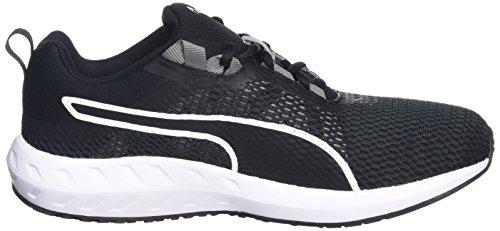 Puma Flare 2 Wns, Chaussures de Running Compétition Femme Noir (Puma Black-puma White 03)