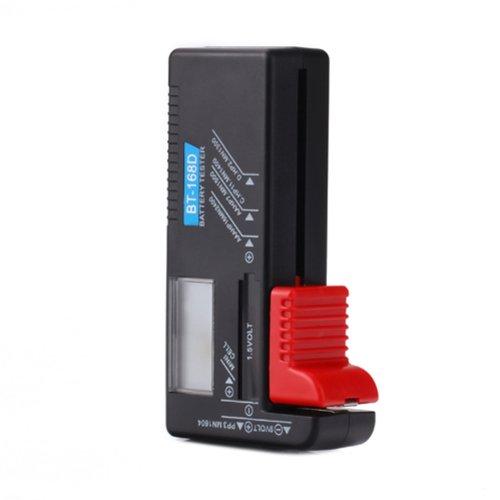 HDE Digital Alkaline Battery