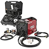 Lincoln Electric POWER MIG 210 MP Multi-Process Welder Aluminum One-Pak - K4195