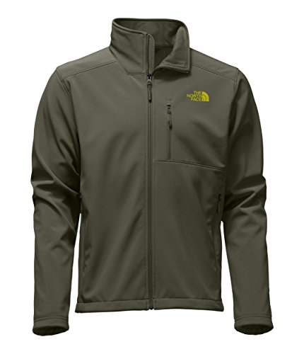 The North Face Men's Apex Bionic 2 Jacket - Grape Leaf - (North Face Windwall 2 Jacket)