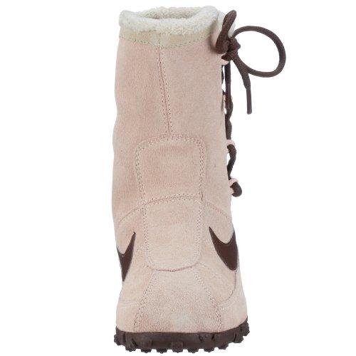 Nike Sakami Boot 314552-622 Aluminum Pink-Chocolate Größe Euro 32 / US 1Y / UK 13,5 / 20 cm