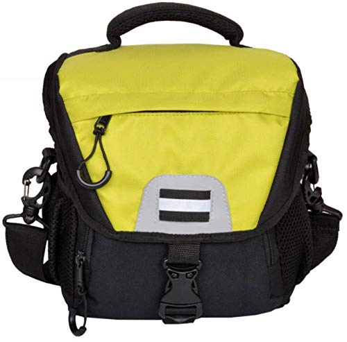 God Boy DSLR Shoulder Camera Bag Suitable for Nikon, Canon, Sony Camera Yellow