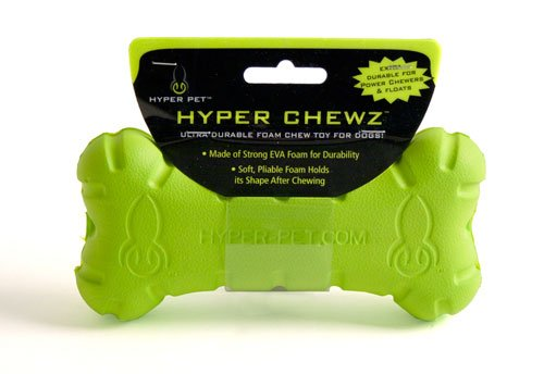 - Hyper Pet Hyper Chewz Bone Chew Toy For Dogs