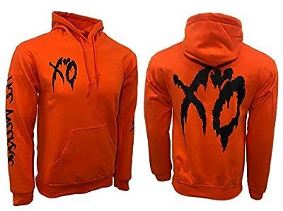 The Weeknd XO New Melting Logo Hoodie