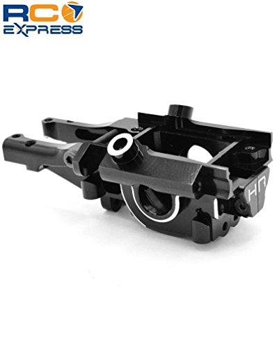 Hot Racing VXS13X01 Black Aluminum Secure Lock Rear Bulkheads (Anodized Aluminum Rear Bulkhead)