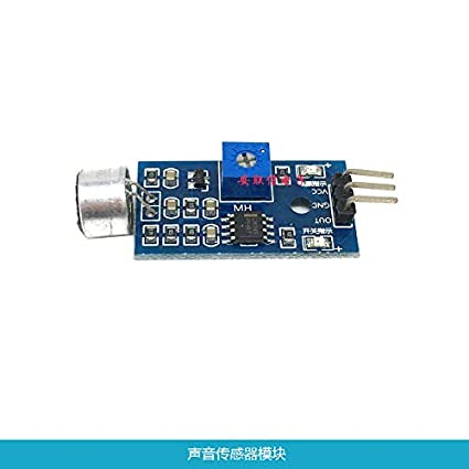 Amazon com: Ngkc3C Sound Sensor Module Voice Recognition to