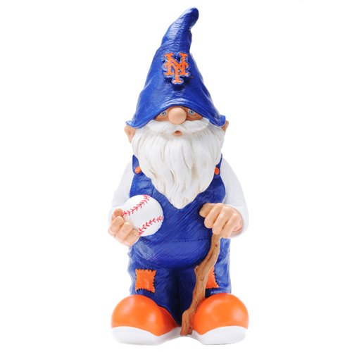 Chicago Cubs Garden Gnome - New York Mets 2008 Team Gnome