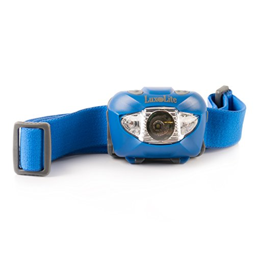 unning Light - Bright Headlamp Running - 168 Lumen White Cree Led + Red Lights - Lightweight Running Night Gear for Runners, Waterproof, Adjustable Headband, 3 AAA Batteries Incl. (Youth Girls Mode Pants)