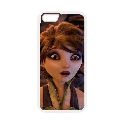 Strange Magic 4 coque iPhone 6 4.7 Inch cellulaire cas coque de téléphone cas blanche couverture de téléphone portable EEECBCAAN02239