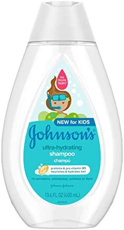 Johnsons Baby Ultra Hydrating Pro Vitamin Sulfate Free