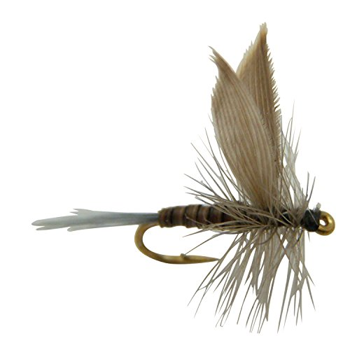 Blue Quill Mayfly Dry Fly (Size - Fishing Mayfly Fly