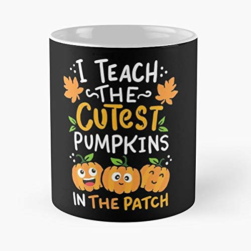 Halloween Costume Cutest Trick Or Treat - 11 Oz Coffee Mugs Unique Ceramic Novelty Cup, The Best Gift For -