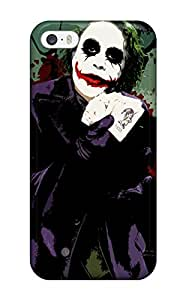 Iphone Cover Case - The Joker Protective Case Compatibel With Iphone 5/5s