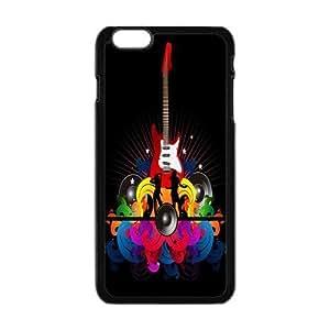 Custom Guitar Unique IPhone6 Plus Protective Plastic Cover Kimberly Kurzendoerfer
