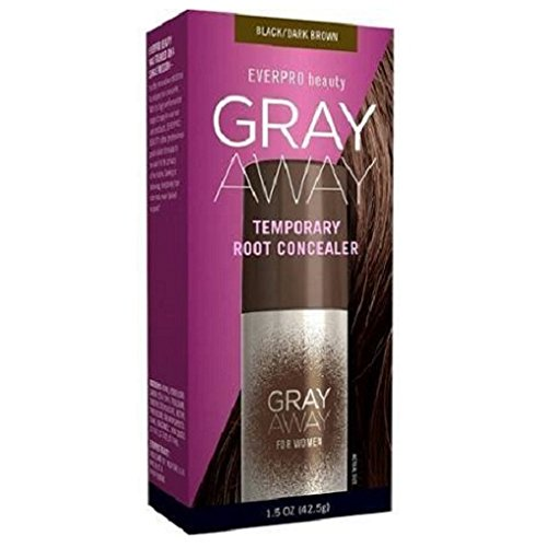 Everpro Beauty Gray Away for Women Temporary Root Concealer,