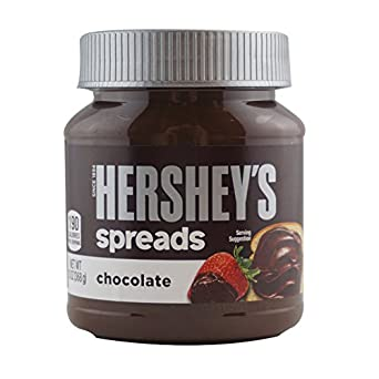 Hersheys Spread Chocolate, 369g Jams, Honey & Spreads at amazon