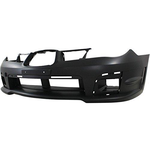 Diften 190-C1042-X01 – New Bumper Cover Facial Front Sedan Subaru Impreza Outback SU1000155 55504FE020