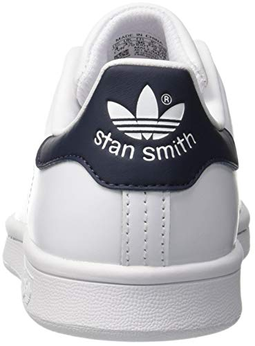 White Adidas Smith new Sneaker Originals running Homme Chaussons Stan 0 Navy White running Blanc Z4PZnr8E