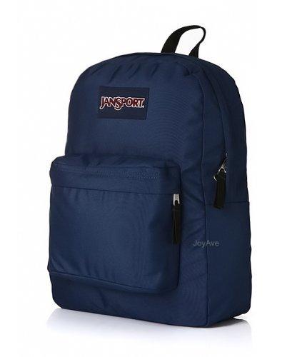 8de380aaa816 JANSPORT SUPERBREAK BACKPACK SCHOOL BAG - Navy Blue for sale Delivered  anywhere in USA