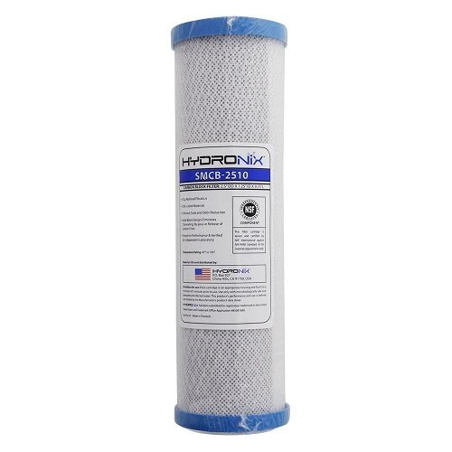 Hydronix SMCB-2510 NSF Carbon Block Filter 2.5
