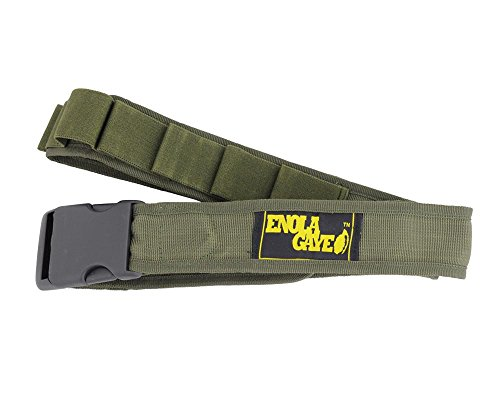 Enola Gaye HANG TEN Belt / Bandolier - Grenade Carrier (Olive)
