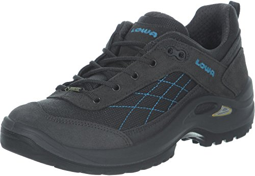 Lowa Taurus GTX Lo Ladies Walking Boots Outdoor Boots Shoe Grey VqQsrU