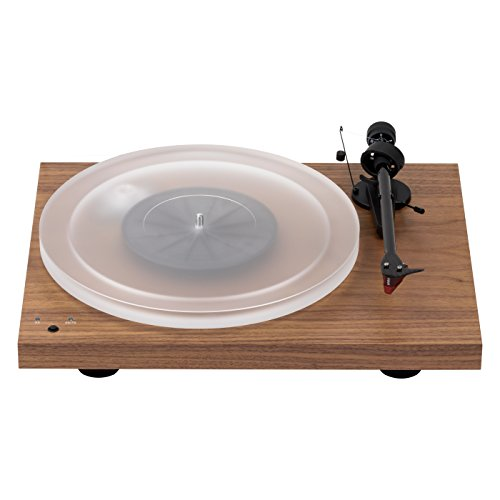 (Pro-Ject Record Master HiRes Turntable - Walnut)