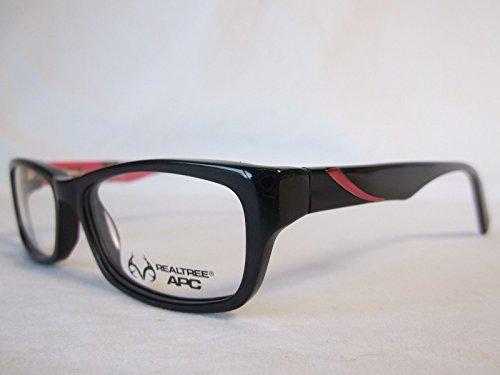 REALTREE APC EYEGLASS FRAME WOMEN R480 BLACK PINK CAMO - Eyeglass Frames Camo