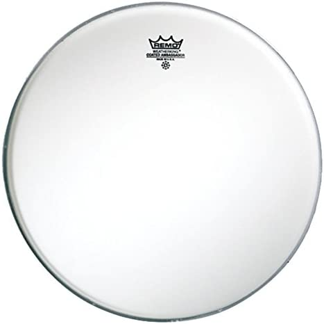 Remo BD0114-00 Coated Diplomat Drum Head - 14-Inch 41kOV2yA4SL