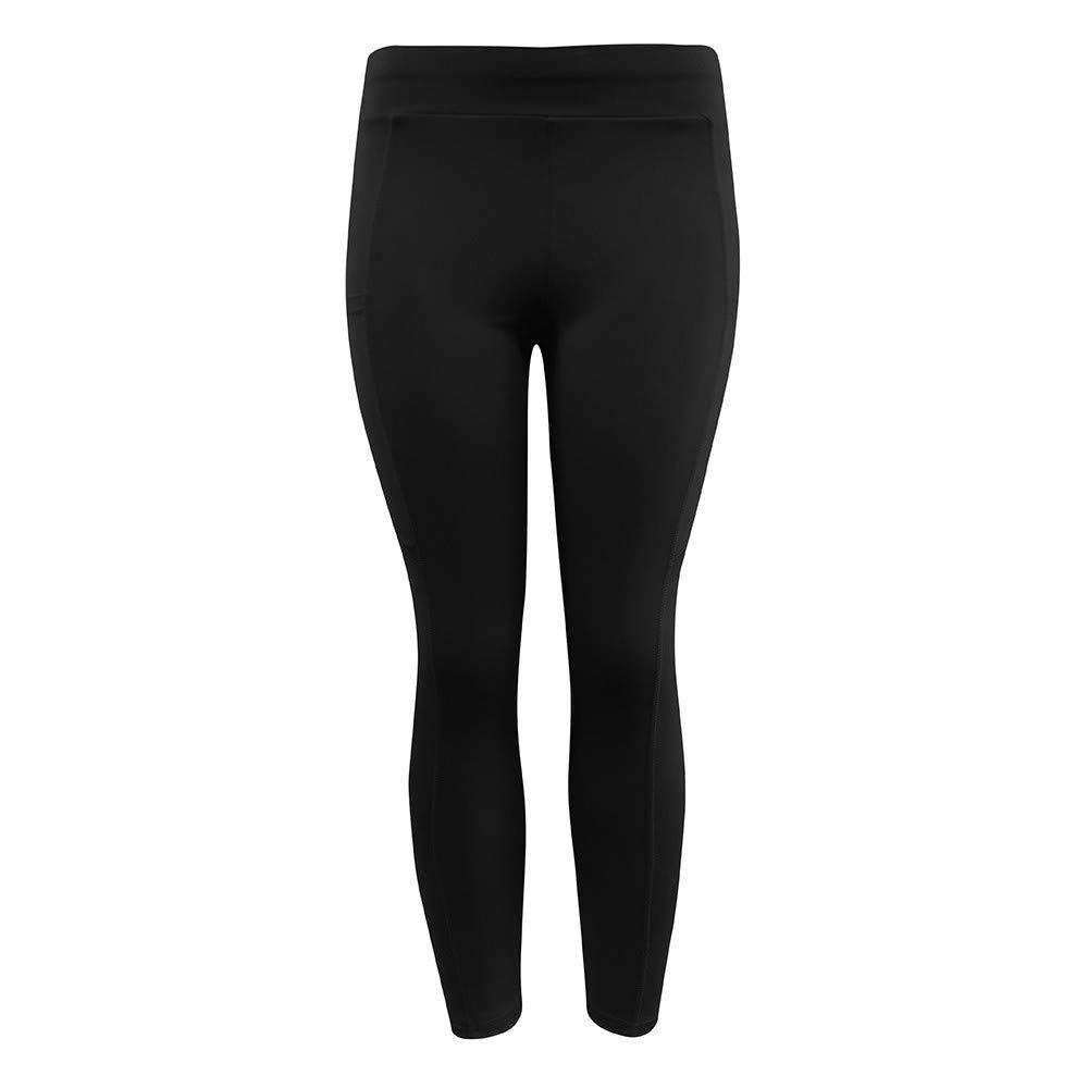 Pantalon Yoga avec Poche Taille Haute Amincissant 2e9197022cf
