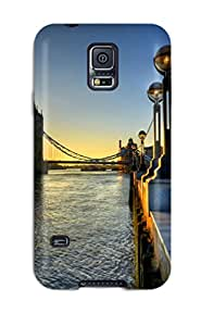 Renee Jo Pinson's Shop Hot Pretty Galaxy S5 Case Cover/ City Of London Series High Quality Case 6428534K21086781