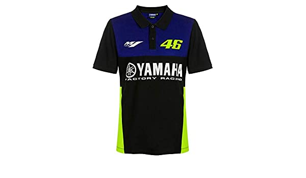 Master Lap Polo Valentino Rossi Yamaha 46 M: Amazon.es: Deportes y ...