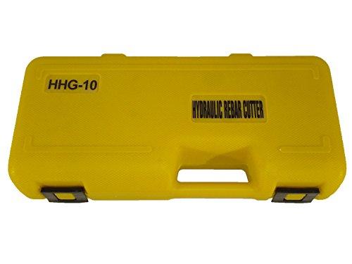 Hydraulic 3/8-Inch Rebar Cutter 10 mm