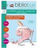 Le Bibliobus n° 7 CM Cycle 3 Parcours de lecture de 4 oeuvres littéraires : Cahier d'activités