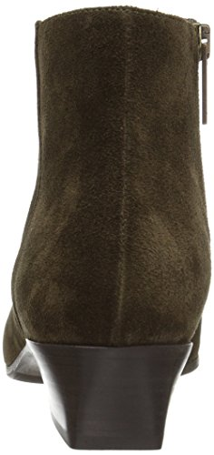 Suede Women's Fire Aquatalia Boot Ankle Olive FUpEqxEw
