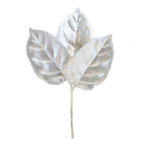Trois Rose Leaf Pick # 19 SILVERFX 009620-019 (japan - Rose Trois